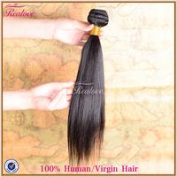 "Human Hair Weaves Peruvian virgin Hair Wholesale Straight 1pc 8""-30"" Peruvian Straihgt Hair Extension Realove Funmi Hair On Sale"