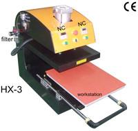 Heat Transfer/Press Machine, Pull Pneumatic Printer, L1000*W800mm, Print T-shirt, Fabric, Glass,Metal,Ceramic,Wood,Video,Digital