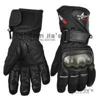2014 Motorcycle Gloves Winter Warm Waterproof Windproof Protective Sports Racing Gears Accessories Guantes luvas