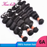 Free Shipping Mocha Hair Products Brazilian Wavy Hair Loose Deep Wave Virgin Hair 4Pcs lot Beauty Curly Cexxy Hair
