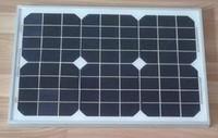 10w DIY Mono Solar Panel Solar module Solar battery