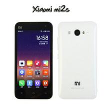 Original xiaomi mi2s m2 mobile phone qualcomm 600 quad core1.7Ghz WCDMA 3G MIUI V5 4.3inch 1280*720(China (Mainland))