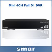 "CCTV DVR 4 Channel Recorder Full D1 Real-time H.264  4CH HDMI Output Standalone Network DVR P2P Cloud Used 2.5"" Laptop Hard Disk"