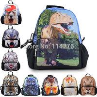 School bags animal pattern Dinosaur Children school bags School bags for teenagers BBP120S
