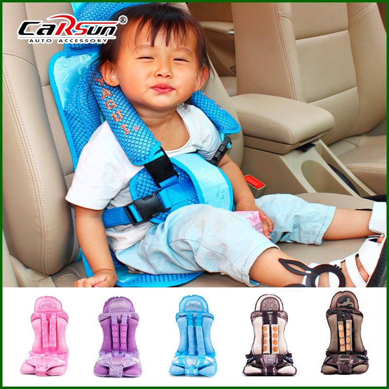 Детское автокресло Carsun Seat