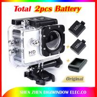 Original SJ4000 HQ Action camera full hd 1080p Digital Video Camera H.264 mini Sport Camera DVR Gopro Style Waterproof Camera