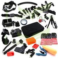 New 2014 go pro hero 3 accessories 360 Degree gopro tripod  with Arm Strap Mount for gopro camera original go pro hero 3 camera