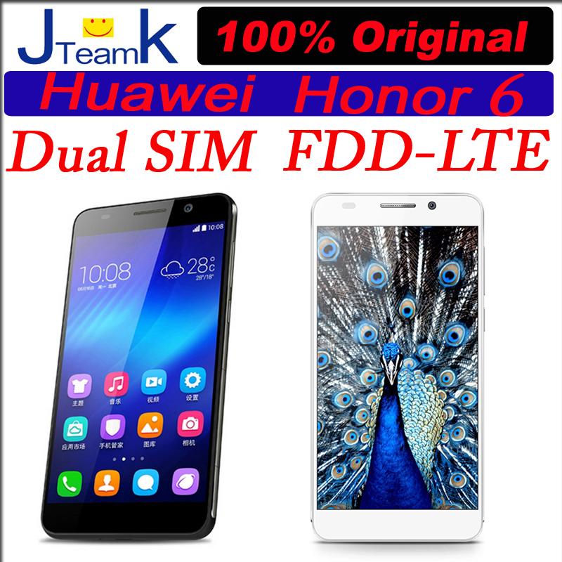 Huawei Honor 6 plus Dual SIM 4G FDD LTE phone Octa core CPU 3GB Ram 16/32GB Rom Android 4.4 5.0'' incell ips 1920*1080pix(China (Mainland))
