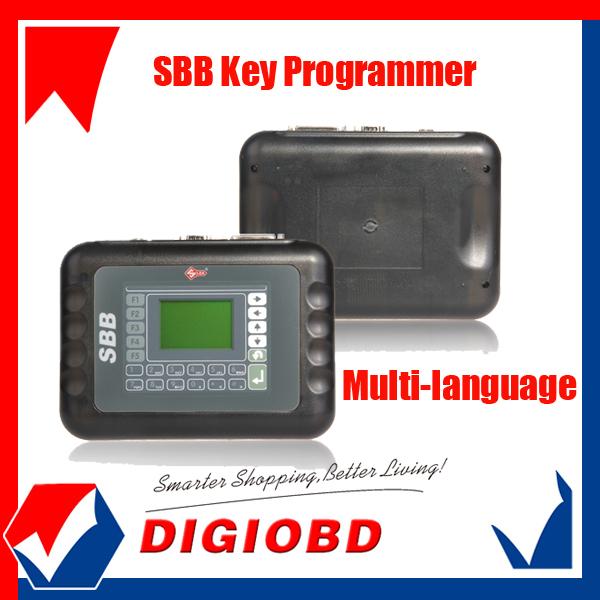 2014 Professional key programmer v33 silca SBB Key tool(China (Mainland))
