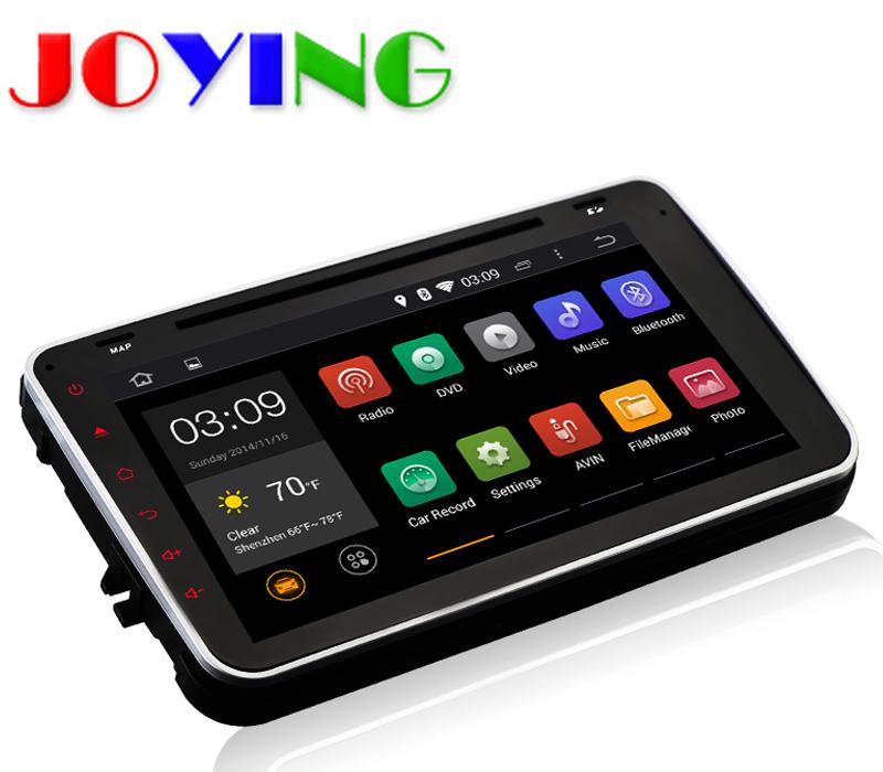 1024*600 2 Din Android 4.4 VW Car DVD GPS Navi 1.6G CPU RAM GOLF 6 Polo Bora JETTA MK4 PASSAT B6 Tiguan SKODA OCTAVIA Fabia KD 7(China (Mainland))