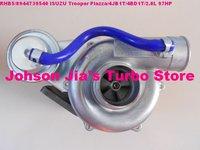 NEW RHB5/8944739540 turbocharger for ISUZU Trooper Piazza/4JB1T/4BD1T/2.8L 97HP