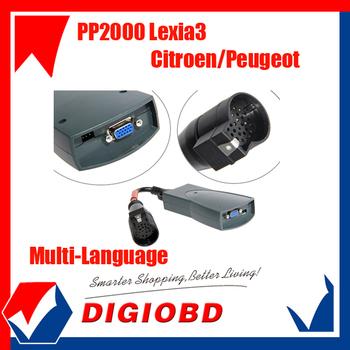 2013 Professional Diagnostic tool  30pin+Lexia 3 PP2000 Lexia 3 V47