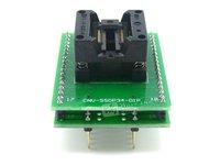 SSOP28 TO DIP28 (B) TSSOP28 Enplas IC Test Socket Programming Adapter 0.65mm Pitch