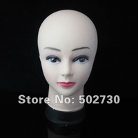 Wholesale  female Infant mannequin head  for wig 12pcs/lot IMG-5172