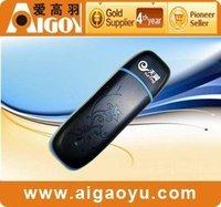 Free Shipping! EVDO 3G Wireless Modem CDMA 2000 SMS/Voice/Micro SD Card Slot Rev.A  E6