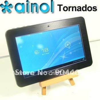 """free ship cheap Ainol Novo7 Tornados Android 4.0 Tablet PC 7"""" Amlogic 8726-M3 Cortex-A9 1Ghz 1GB DDR3 8GB 16GB Camera"""