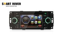 "5"" Car DVD Player For DODGE DURANGO 2005-2007 Auto Stereo GPS Navigation Radio Bluetooth TV iPod USB SD FREE Shipping+Map"