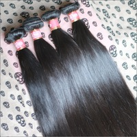 Ilaria Prom Queen Hair Products Malaysian Virgin Hair Straight 2Pcs Lot Malaysian Hair Extension Human Hair Weave Shipping Free