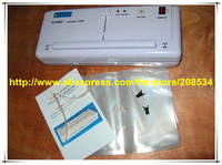 DHL/FEDEX/EMS Free Shipping! 110V SINBO DZ-280 Household  food vacuum sealer, vacumm sealing machine,packing machine
