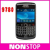 9780 Unlocked Original Blackberry bold 9780 mobile phone EMS or DHL Free Shipping