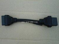 OBD 16Pin FEMALE cable TO MITSUBISHI 12Pin cable YS-F977