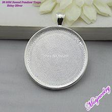 wholesale silver cabochon