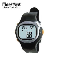 6 in 1 Sport Watch with Heart Pulse Rate Monitor Calorie countor(China (Mainland))