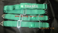 3inches 4 points racing seat belt ,quick release FIA 2015 Valid ,harness ,racing safety belt