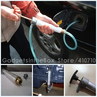 Portable Oil Changer Vacuum Fluid Evacuator /Extractor Pump/ Bronze Stainless Steel and Aluminum Manual Oil Change Pump