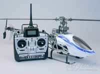 ART-TECH 6CH helicopter Shark 450 metal version RTF 450 class RC Helicopter model plane hobby