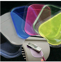 Wholesale! Anti Slip Mat Magic Sticky Pad Powerful Silica Gel for Phone for Car PDA mp3 mp4