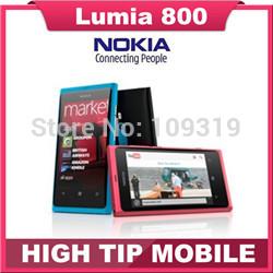 Nokia Nk 800 Cellphone Unlocked Phone International Warranty Black