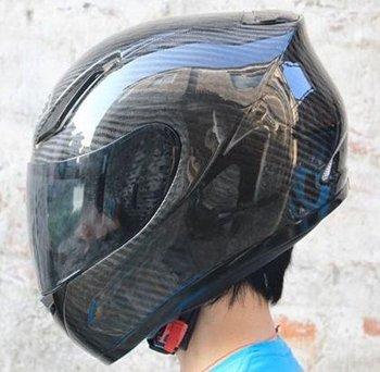 Free Shipping 100% Carbon Fiber motorcycle helmet  DOT helmet ECE SNELL JIS AS/NZS Approved YOHE-911-R4
