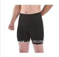 male men's slimming lift body shaper belt as underwear  Silver slimming boost energy of thin three pants