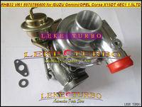 Wholesale RHF3H RHB32 VI61 8970786400 Turbo Turbocharger For ISUZU Gemini 1.5L TD JT/OPEL Corsa TD 1993-00 X15DT 4EC1 4EC1T 49KW