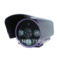 free shipping video surveillance camera 650tvl arrayed lamps ir distance 100m security products