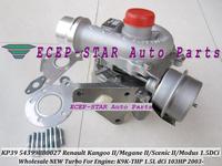 KP39 54399880027 54399880002 Turbo Turbocharger For Renault Megane II 03-/Kangoo II/Scenic II/Modus K9K-THP 1.5L DCi 103HP ECEP