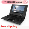 "7""Mini Netbook VIA 8850 DDR3 1GB 4GB HDD  Android 4.0 HDMI Camera WIFI RJ45(China (Mainland))"