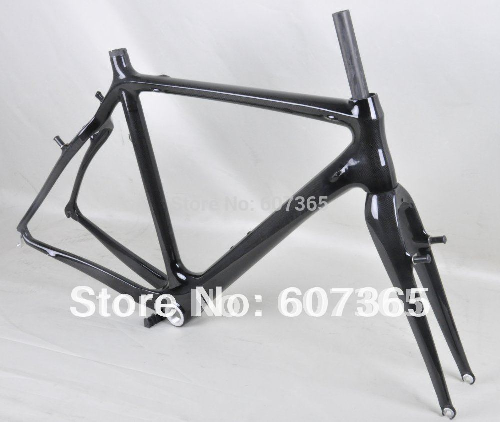 Hot sale!! T700 Carbon cyclocross road bicycle frame,include fork/frame FM058(China (Mainland))