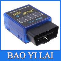 Mini Bluetooth ELM327 V1.5 OBD-II OBD2 OBDII OBD 2 Scanner For smartphone