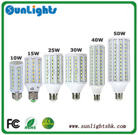 4pcs/lot 5630 SMD E27 E14 B22 220V/110V 12w/15w/25w/30w/40w LED corn light  42pcs/ 60pcs/ 84pcs/ 98pcs/ 132pcs Bulb Lamp