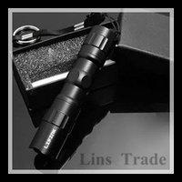 Free shipping New mini LED flashlight waterproof small light belt key chain lamp #8192