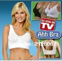 3 pcs/set High Quality AHH BRA 6 Size in stock BODY SHAPER Push Up BREAST RHONDA SHEAR Genie Bra
