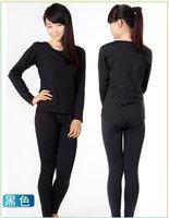 BOTACK BRAND Women's autumn/winter Long Johns sports warm underwear set Long sleeve underwear LWT2-4009