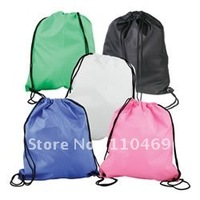 Drawstring bag drawstring backpack cotton drawing bag Low price escrow accept