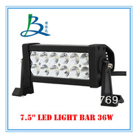 Super bright!!!8 inch 36w 4x4 led light bar ,high quality, waterproof, for 4x4,SUV,ATV,4WD,truck