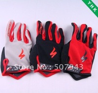 3Pair/lot cycling bike gloves,winter windproof riding gloves, cycling racing gloves, bicycle handlebar slip gloves free shipping