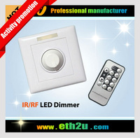 IR 220V LED dimmer switch.90V~240V,110V 220V 230V,ETH-8006,Free shipping