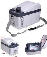 Free shipping 12v cooler box 12v mini fridge 20l car refrigerator portable fridge