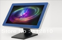 Lattest 22 inches Infrared touch screen with LED monitor and Desktop Stand